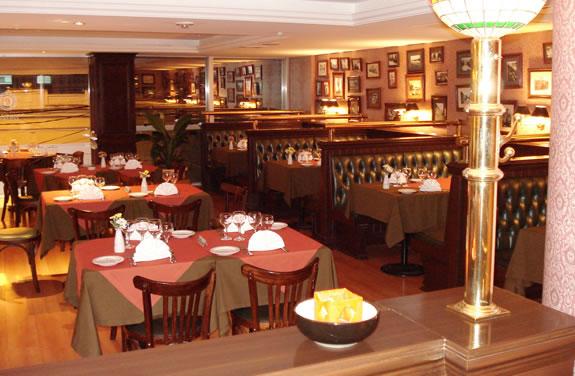 Golden Restaurant & Traditional Pub