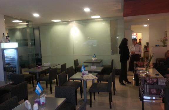 Tucumán - Restaurante Hotel