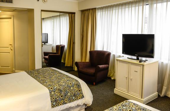 habitaciones en hotel amerian catamarca