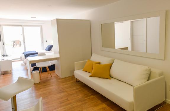 Suite 1 ambiente