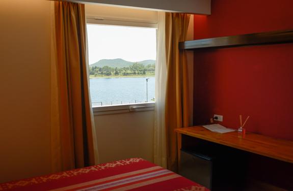 Habitación Clásica Doble Vista Lago<br /><span>2 personas</span>
