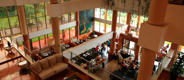 hotel en iguazu