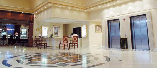 Amerian Palace Hotel Casino (V. Mercedes, San Luis)