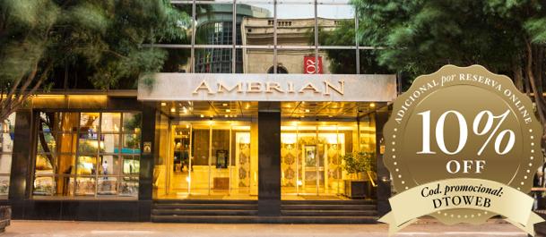 Amérian Córdoba Park Hotel