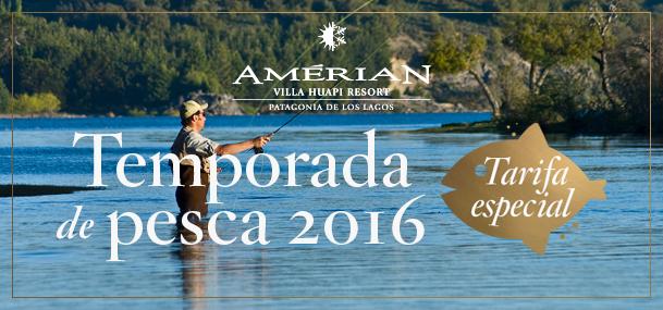 Temporada de Pesca en Bariloche