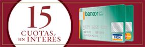 Aboná con tu Tarjeta Bancor