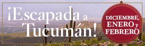 Escapada a  Tucumán