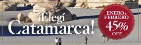 45% Off en Catamarca