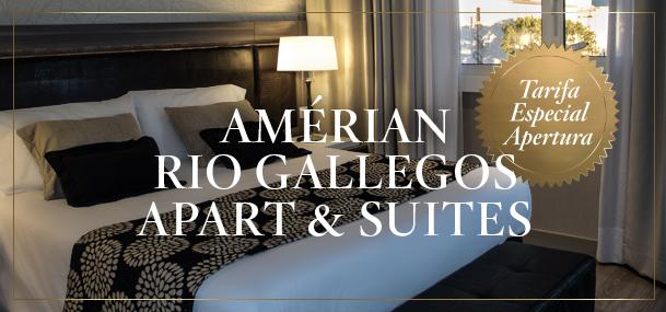 Amérian Rio Gallegos Apart & Suites