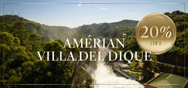 Vacaciones en Amérian Villa del Dique