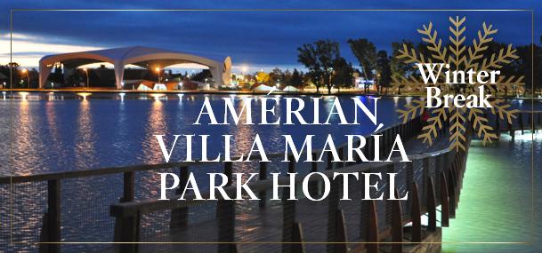 Special Winter Amerian Villa Maria