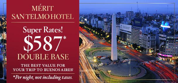 Super Rate Mérit San Telmo Hotel