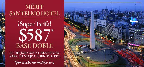Super Tarifa - Mérit San Telmo Hotel