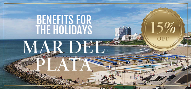 Benefits for your holidays 2017