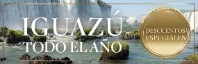 Descuentos especiales en Iguazú