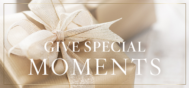 Give special moments
