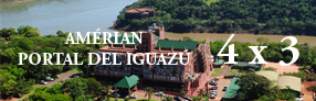 Especial verano: 4 x 3 en Iguazú!