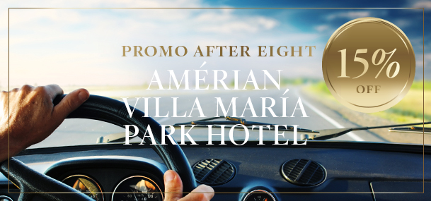 Promo After Eight en Amérian Villa María