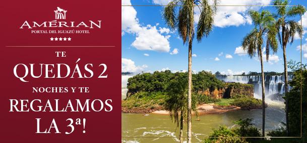 3x2 en Iguazú