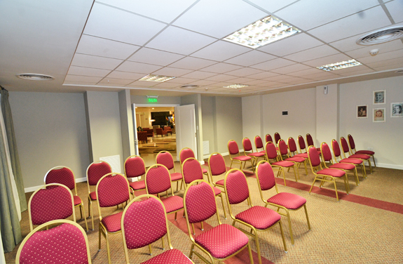 Sala de reuniones Manuel Anselmo Ocampo
