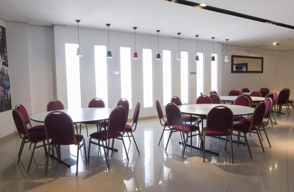 Salón de eventos y convenciones Morena