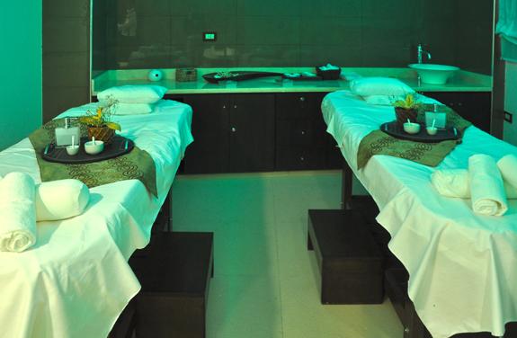 Spa Brisa Termal: Área de Tratamientos